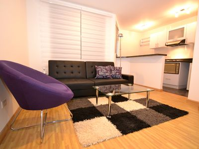 Photo for KAREN - 1 Br. Executive Apartment with office space