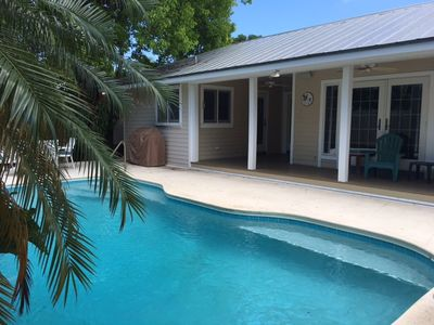 Private Home with Sun-filled Pool-No Contact Check-In