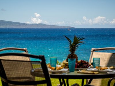Photo for Kapalua Bay Villa Gold  Ocean Front!