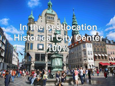 Photo for ★UNIQUE CITY CENTER LOCATION -100% Guaranteed! Turist places at your door step!