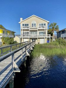 Photo for EZ Livin' - Waterfront House with Private Dock and 50' Boat Slip