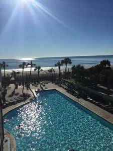 Photo for Great Winter Rates, 3 Bedroom Angled Oceanfront Suite at Ocean Reef Resort