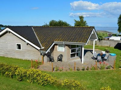Photo for Vacation home Grønninghoved Strand in Sjølund - 8 persons, 3 bedrooms