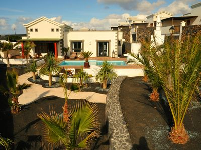 Photo for Holiday house Playa Blanca for 2 - 4 persons with 2 bedrooms - Holiday home