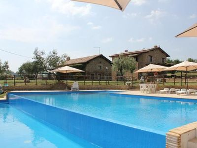 Photo for Holiday apartment Tarano for 5 - 7 persons with 2 bedrooms - Farmhouse