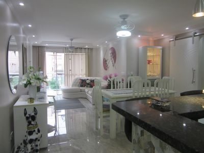 Photo for Excellent location, apt with 110sqm of floor area, prox. Hotel Casa Grande