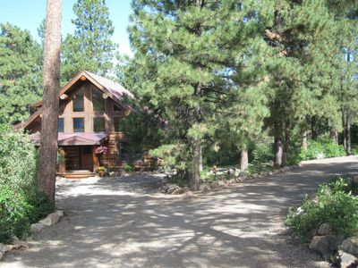 Photo for Bring Fido! 3 acres to enjoy! Float tubes and mountain bikes available.