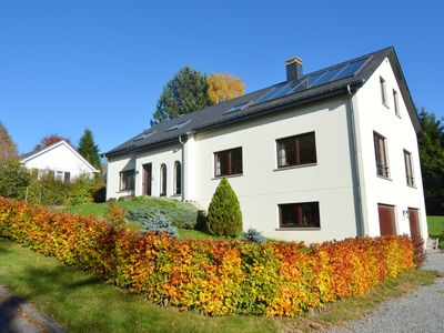 Photo for Beautiful apartment with magnificent view of Vielsalm, near holiday park!