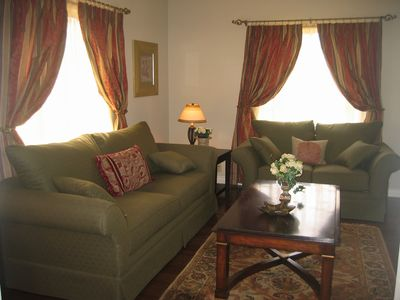 Photo for Spacious One Bedroom Apartment-- Alternative to Corporate Housing