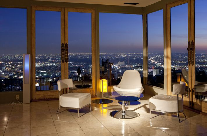 Hollywood Hills   Endless Views   Live On Top Of The World