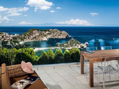 Photo for 1BR Apartment Vacation Rental in Taormina, Sicily