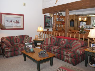 Photo for On the Elkhorn golf course, close to the pool, tennis courts, bike trail & SV.
