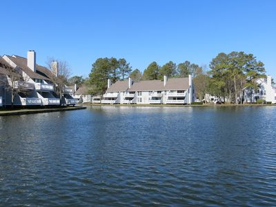 Photo for Beautiful Sea Colony Lakefront Home, Perfect Family Vacation Spot