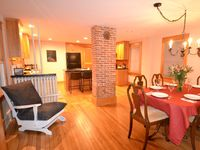 This is a great home away from home property! Cozy, comfy and well stocked.