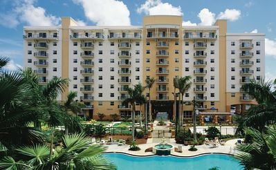 Photo for Palm Aire Resort - multiple pools, activites, and wonderful children's program!