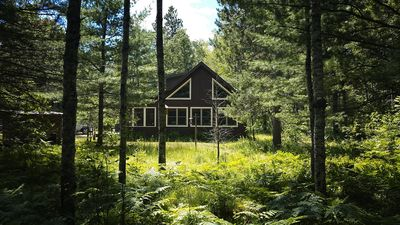 Photo for Quiet, Wooded Seclusion! Minutes to Trails, the Au Sable River & Garland Golf!