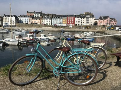 Photo for 1BR Apartment Vacation Rental in Douarnenez, Bretagne