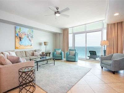Photo for Turquoise Place 1005D: 3 BR / 3 BA condo in Orange Beach, Sleeps 11