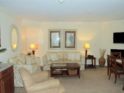 Photo for Beautiful and spacious townhouse located on the boardwalk with a pool!