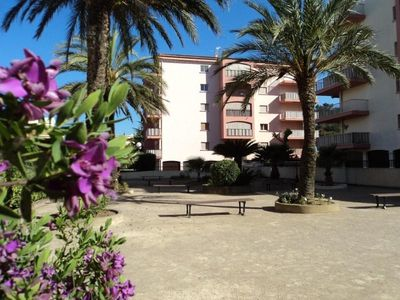 Photo for Apartment Sainte-Maxime, studio flat, 4 persons