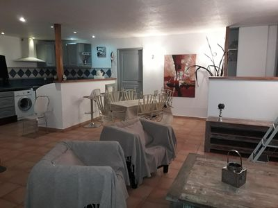 Photo for Cozy rental at the foot of the Alpilles