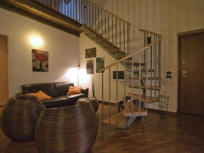 Photo for Studio apartment in the center of Palermo with Internet, Air conditioning, Washing machine (436720)