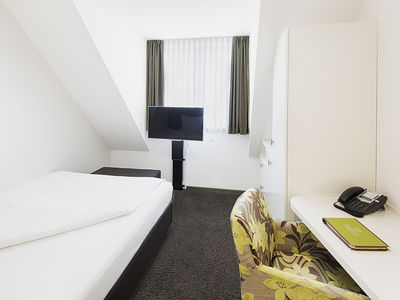Photo for Economy Single Room - TAOme - Feng Shui Stadhotel Breisgau