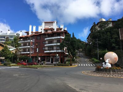 Photo for Apto season in Gramado. Accommodates 3 or 4 people