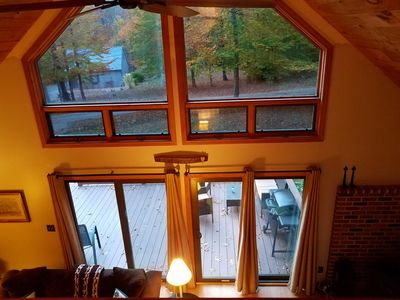 Photo for Charming Chalet w/ Short Walk to Lake Winnipesaukee