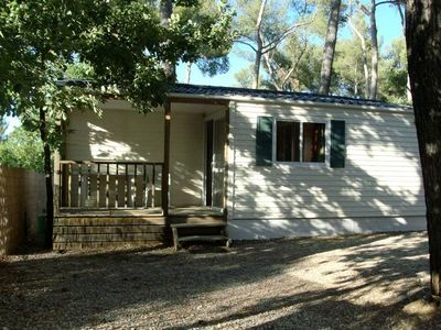 Photo for 2BR Mobile Home Vacation Rental in Peynier