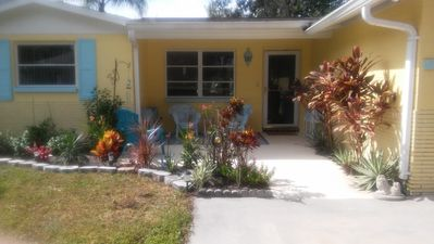 Photo for Welcome to 5767 Rio Dr in New Port Richey Fl Water Front Property on Cotee River