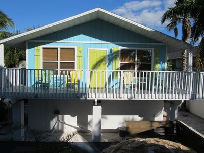 Photo for Beachside Palms #1 WOW!!! Just Steps To The Public Beach, On A Quiet Cul-de-sac