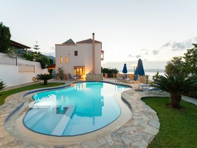 Photo for Villa Amalia - Three Bedroom Villa, Sleeps 8