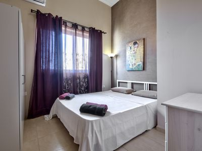 Photo for Few minutes off the Ferries Sliema 1-bedroom Apartment