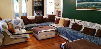Photo for 4 Bed 2.5 Bath Downtown Saint Augustine: Good downtown parking
