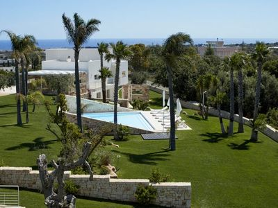 Photo for 6 bedroom Villa, sleeps 12 in Polignano a Mare with Pool, Air Con and WiFi