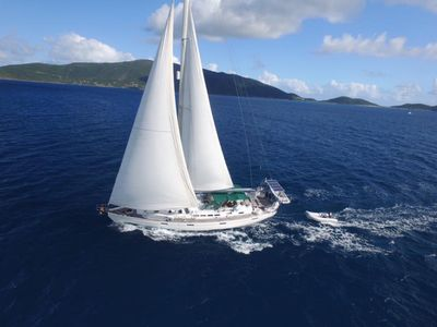 Photo for Sail the US and British Virgin Islands on the Beautiful Modern Yacht Starlight