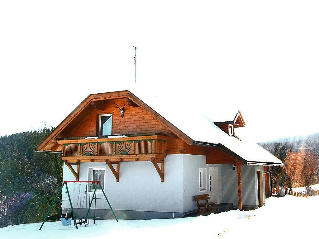 House in Pölling with Parking, Balcony, Washing machine (39593)