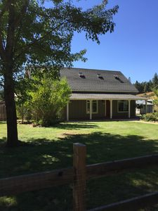 Photo for Charming Farmhouse Close To Downtown Grass Valley
