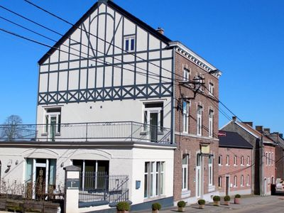 Photo for Former hotel with bar. Central location between Maastricht, Aachen and Liège.