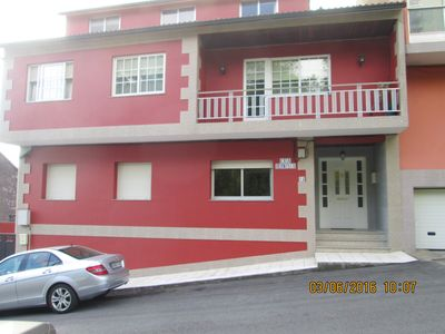 Photo for Homerez last minute deal - Spacious apt with sea view and Wifi