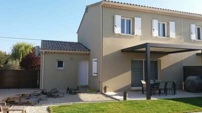 Photo for Gite ** 6 people with private pool and heated