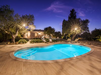 Photo for Villa with pool in Santa Caterina near Gallipoli