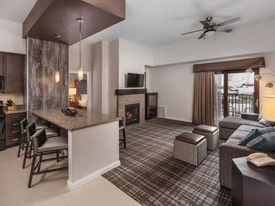 Photo for Wyndham Park City 1BR Ski in/out resort - 12/22-12/29