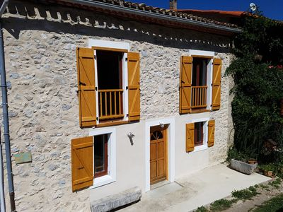 Photo for Beautiful charming house T6, completely renovated, with garden