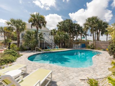 Photo for Private Pool!  Beach Path!Closest house @ Vilano to Historic Town