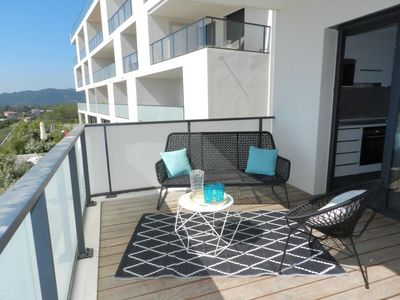 Photo for Apartment Château in Porto Vecchio - 4 persons, 1 bedrooms