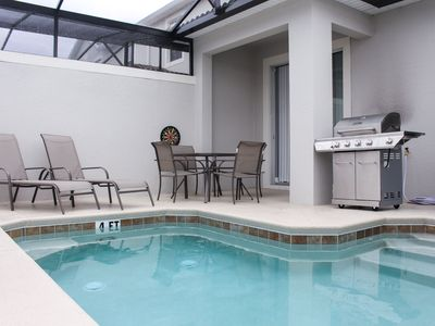 Photo for Storey Lake townhome with Private Pool and BBQ 3085