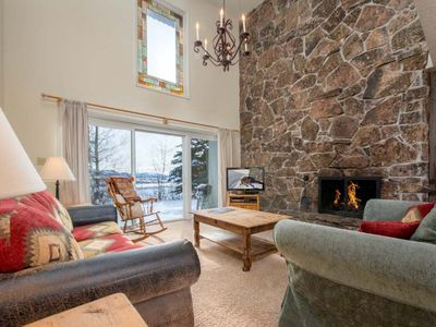 Photo for 2.5bd/2ba Four Seasons 1 3: 2.5 BR / 2 BA condominiums in Teton Village, Sleeps 8
