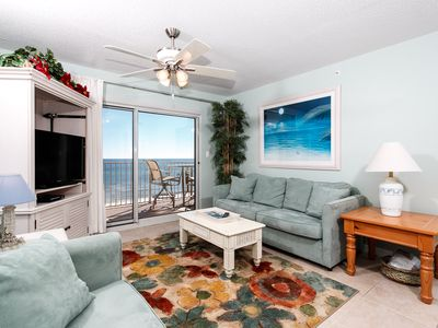 Photo for 401 Summerlin:** Amazing Views of Beach ~ Corner Unit ~ Free Beach Service**